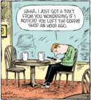 Comic Strip Dave Coverly  Speed Bump 2017-01-09 coffee