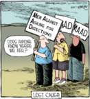Comic Strip Dave Coverly  Speed Bump 2017-10-16 man