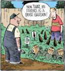 Comic Strip Dave Coverly  Speed Bump 2017-10-27 gardening