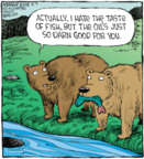 Comic Strip Dave Coverly  Speed Bump 2018-04-03 fish