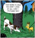 Comic Strip Dave Coverly  Speed Bump 2018-04-21 dog