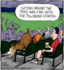 Comic Strip Dave Coverly  Speed Bump 2018-08-09 dog