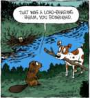 Comic Strip Dave Coverly  Speed Bump 2018-08-11 dog