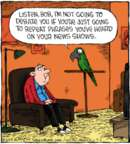 Comic Strip Dave Coverly  Speed Bump 2018-09-03 parrot