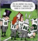 Comic Strip Dave Coverly  Speed Bump 2018-11-23 football