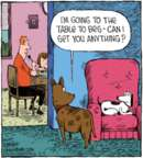 Comic Strip Dave Coverly  Speed Bump 2019-07-03 dog