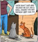 Comic Strip Dave Coverly  Speed Bump 2019-07-16 rodent