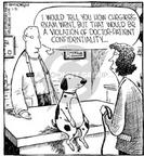 Comic Strip Dave Coverly  Speed Bump 2000-01-30 checkup