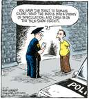 Comic Strip Dave Coverly  Speed Bump 2007-10-17 news media