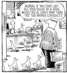 Comic Strip Dave Coverly  Speed Bump 2001-10-11 employee employer