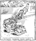 Comic Strip Dave Coverly  Speed Bump 2002-08-04 work