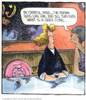 Comic Strip Dave Coverly  Speed Bump 2002-00-00 flying disc