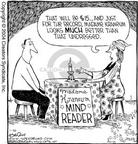 Comic Strip Dave Coverly  Speed Bump 2004-01-30 telepathy