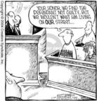 Comic Strip Dave Coverly  Speed Bump 2004-02-23 guilty