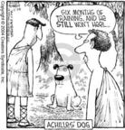 Comic Strip Dave Coverly  Speed Bump 2004-02-28 old dog