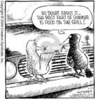 Comic Strip Dave Coverly  Speed Bump 2004-05-14 grilling season