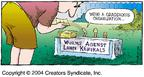 Comic Strip Dave Coverly  Speed Bump 2004-06-06 grassroots
