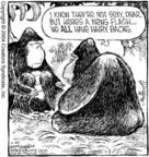 Comic Strip Dave Coverly  Speed Bump 2004-07-30 body hair