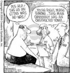 Comic Strip Dave Coverly  Speed Bump 2004-08-04 worse