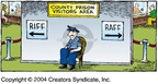 Comic Strip Dave Coverly  Speed Bump 2004-11-28 segregation