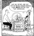 Comic Strip Dave Coverly  Speed Bump 2005-01-15 telepathic