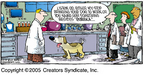 Comic Strip Dave Coverly  Speed Bump 2005-06-05 work