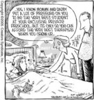 Comic Strip Dave Coverly  Speed Bump 2005-06-13 nursery school