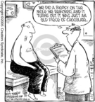 Comic Strip Dave Coverly  Speed Bump 2005-11-05 diagnosis
