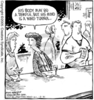 Comic Strip Dave Coverly  Speed Bump 2005-12-31 tunnel