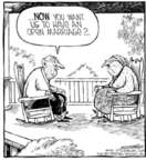 Comic Strip Dave Coverly  Speed Bump 2006-02-14 marriage