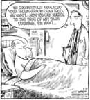 Comic Strip Dave Coverly  Speed Bump 2006-02-20 Wyatt