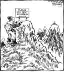 Comic Strip Dave Coverly  Speed Bump 2006-05-12 trek