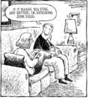 Comic Strip Dave Coverly  Speed Bump 2006-09-11 practice