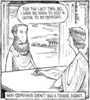 Comic Strip Dave Coverly  Speed Bump 2006-09-13 myth