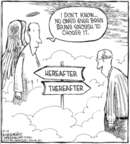 Comic Strip Dave Coverly  Speed Bump 2006-09-16 thereafter