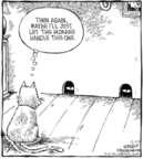 Comic Strip Dave Coverly  Speed Bump 2006-10-25 dangerous