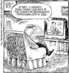 Comic Strip Dave Coverly  Speed Bump 2007-01-01 news media