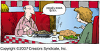 Comic Strip Dave Coverly  Speed Bump 2007-05-20 Italian food