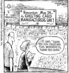 Comic Strip Dave Coverly  Speed Bump 2007-05-24 business card