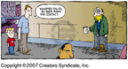 Comic Strip Dave Coverly  Speed Bump 2007-07-29 avoid