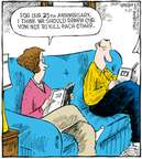 Comic Strip Dave Coverly  Speed Bump 2007-09-20 marriage