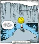 Comic Strip Dave Coverly  Speed Bump 2007-09-27 lake