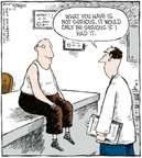 Comic Strip Dave Coverly  Speed Bump 2007-10-10 diagnosis