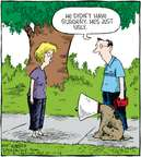 Comic Strip Dave Coverly  Speed Bump 2007-10-26 ugly