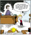 Comic Strip Dave Coverly  Speed Bump 2007-11-19 media investigation