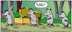 Comic Strip Dave Coverly  Speed Bump 2007-12-09 rodent