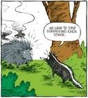 Comic Strip Dave Coverly  Speed Bump 2008-01-17 natural