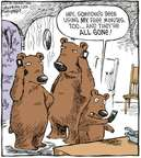 Comic Strip Dave Coverly  Speed Bump 2008-01-21 Goldilocks