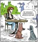 Comic Strip Dave Coverly  Speed Bump 2008-02-02 conversation