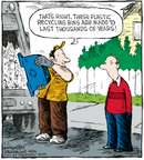 Comic Strip Dave Coverly  Speed Bump 2008-04-11 environment
